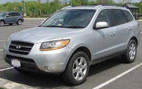 Hyundai Santa fe 2005-2012
