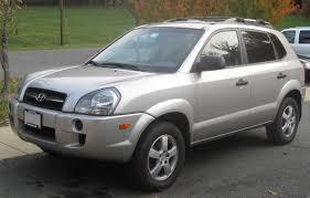 Hyundai Tucson 2004-2012