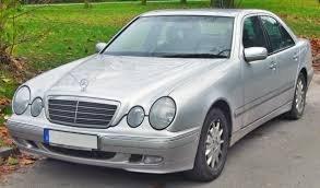 Mercedes Classe E Berline W210 1995-2003