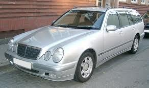 Mercedes Classe E Break W210 1996-2003