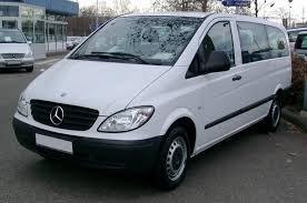 Mercedes Vito II 2003-2014