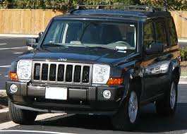 Jeep Commander 2006-2010