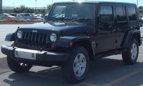 Jeep Wrangler 2007- type JK