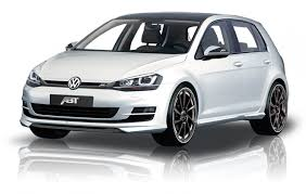 Vw Golf 7 Berline 2012-