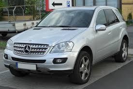 Mercedes ML W164 2006-2012