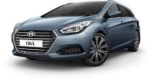 Hyundai I40 BERLINE BREAK 2012-2018