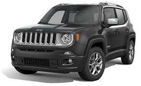 Jeep Renegade 2014-