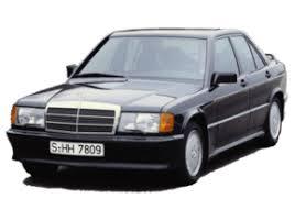 Mercedes 190 W201 1988-1993