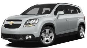 Chevrolet Orlando 2011-