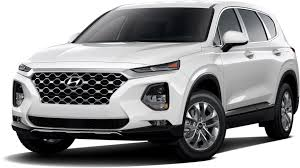Hyundai Santa fe 2018-