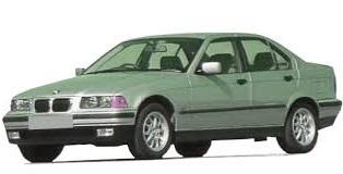Bmw Serie 3 Berline Coupé E36 1995-1999