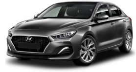Hyundai i30 Fastback 2017-